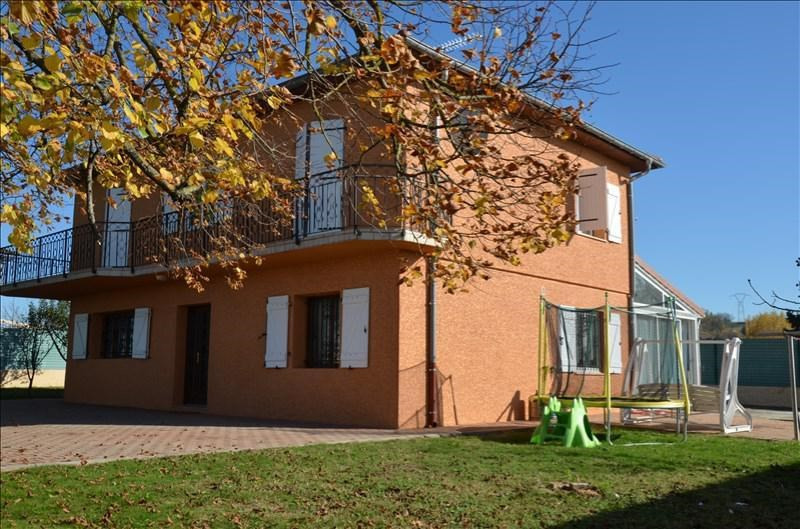 Vente maison / villa Diemoz 312000€ - Photo 1