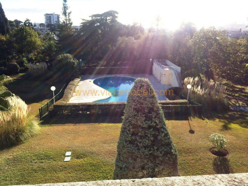 Vitalicio  apartamento Cannes 245000€ - Fotografía 11