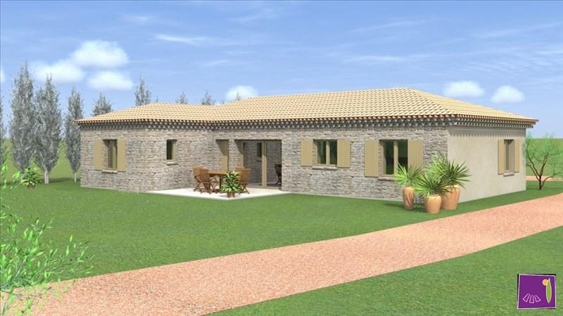 Vente maison / villa Barjac 288000€ - Photo 3