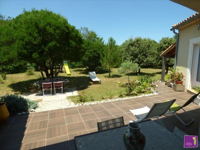 Vente maison / villa Barjac 367000€ - Photo 2