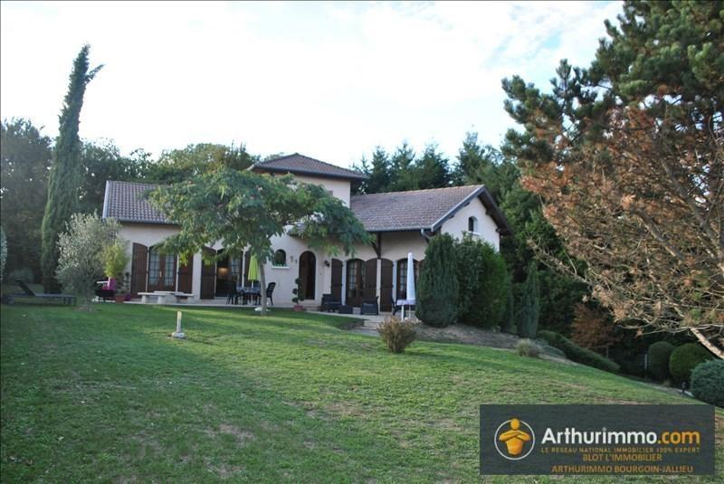 Vente maison / villa St alban de roche 399000€ - Photo 4
