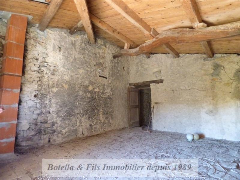 Venta  casa Barjac 146000€ - Fotografía 9