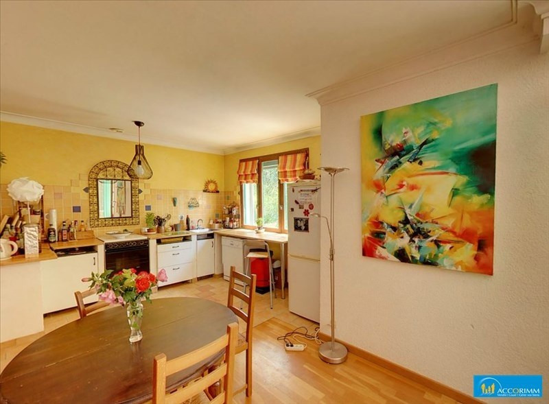 Venta  casa Toussieu 360000€ - Fotografía 6