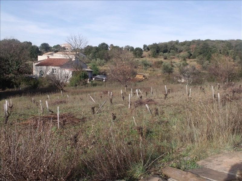 Vente terrain Le bosc 129000€ - Photo 1