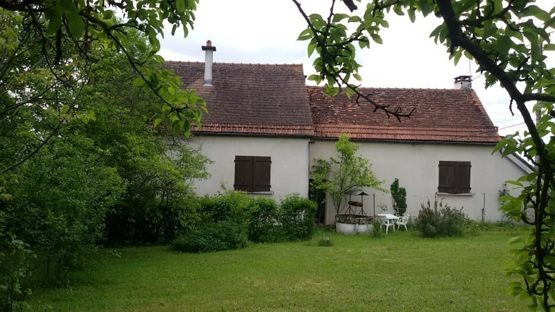 Vente maison / villa Souvigny 106000€ - Photo 1