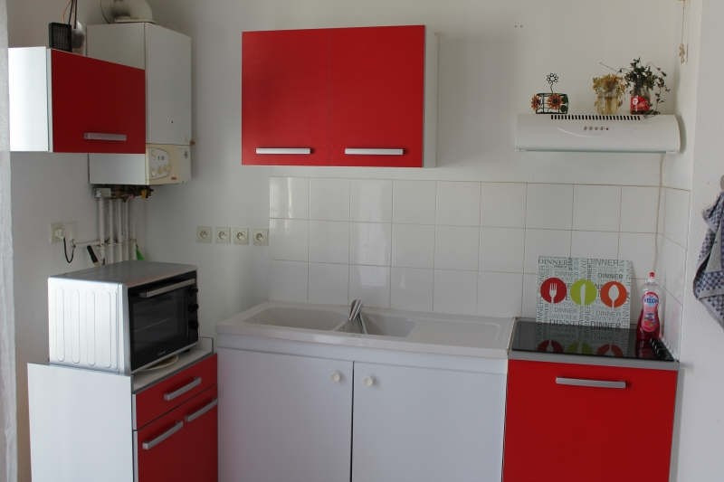 Rental apartment Langon 550€ CC - Picture 1