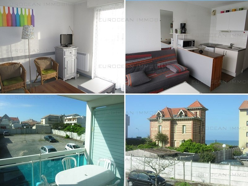 Vacation rental apartment Lacanau-ocean 243€ - Picture 1
