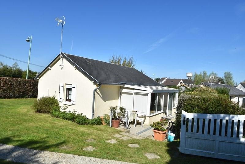 Sale house / villa Grandcamp maisy 134000€ - Picture 1