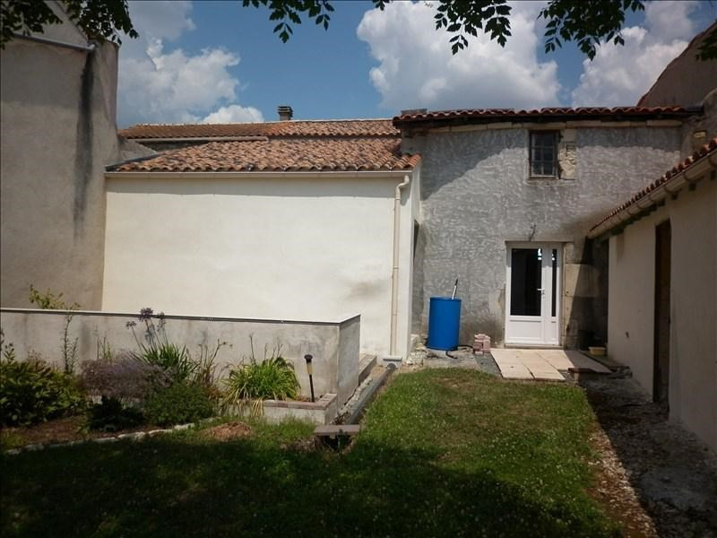 Vente maison / villa Verines 79 500€ - Photo 1