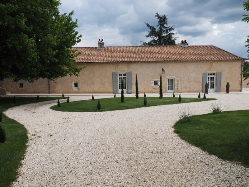 Vente de prestige maison / villa Chateau leveque 647000€ - Photo 7