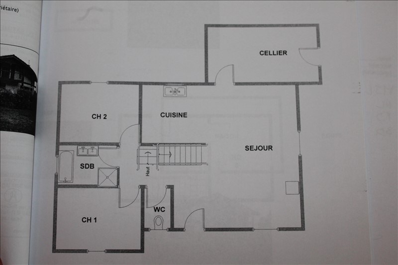 Vente maison / villa Langon 243800€ - Photo 7