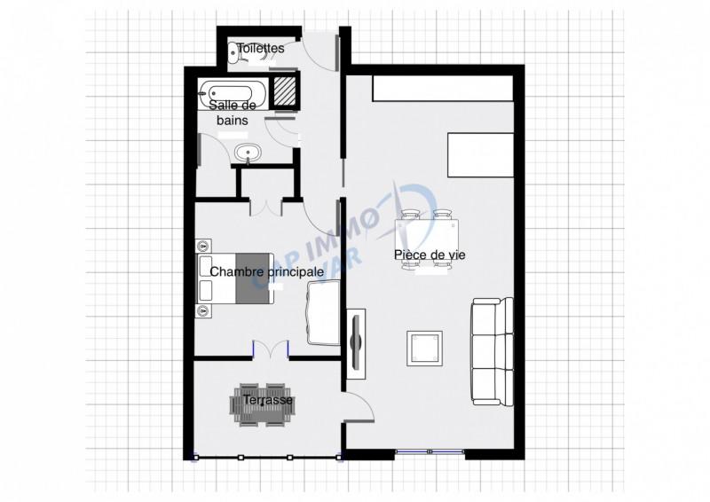 Vente appartement Le beausset 145000€ - Photo 7