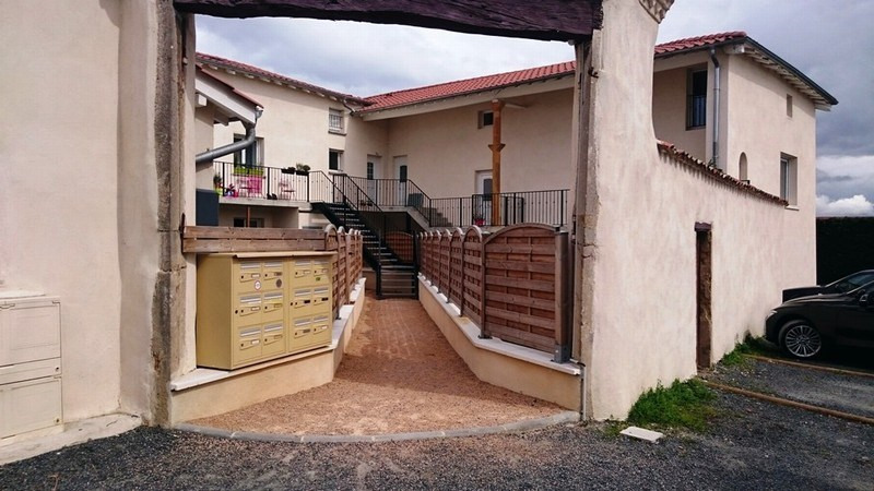 Location appartement Ste consorce 600€ CC - Photo 7