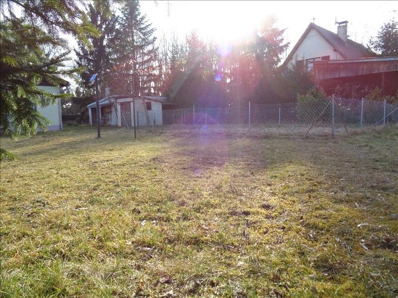 Venta  terreno Bischwiller 170000€ - Fotografía 1