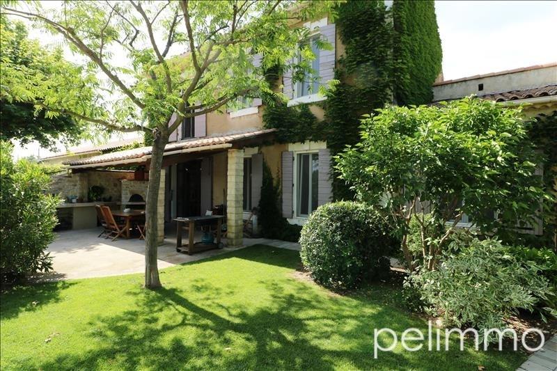 Deluxe sale house / villa Eyguieres 698000€ - Picture 1