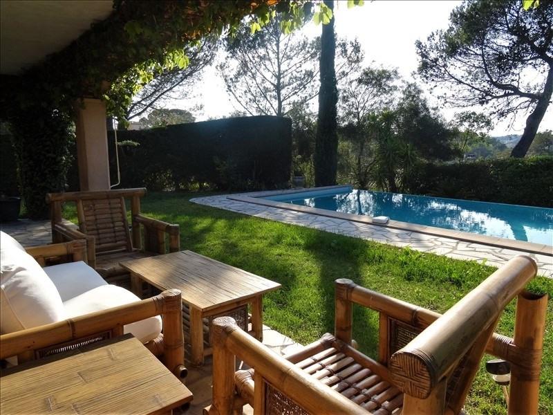 Vente de prestige maison / villa Frejus 615000€ - Photo 1