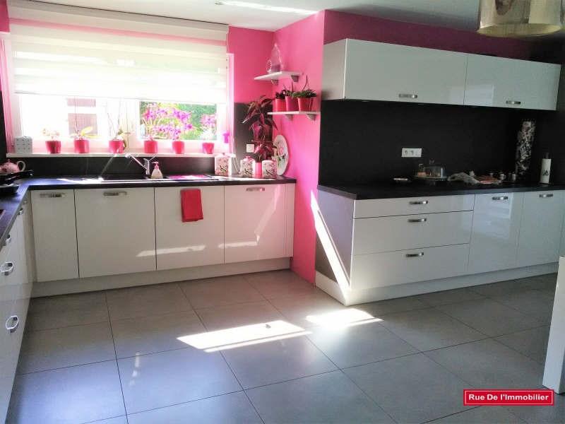 Sale house / villa Niederbronn les bains 285000€ - Picture 7
