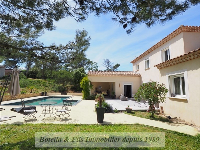 Vente de prestige maison / villa St paulet de caisson 449000€ - Photo 11