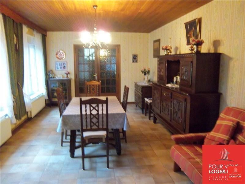 Sale house / villa Boulogne sur mer 119000€ - Picture 2