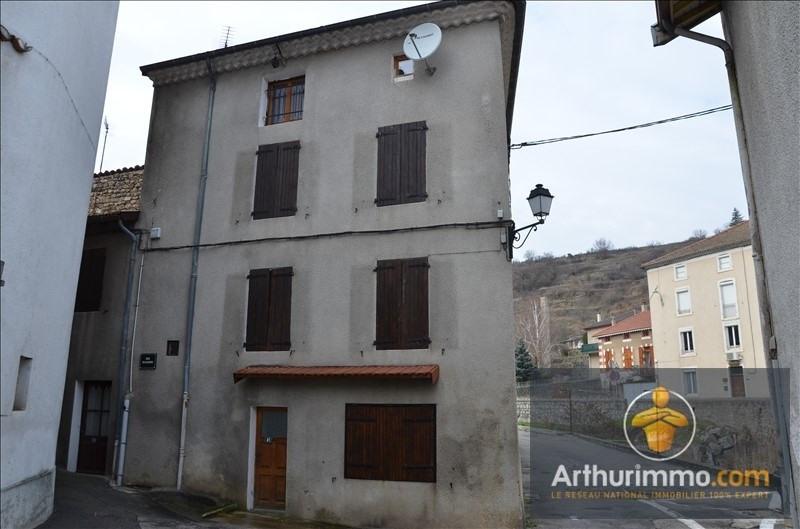 Vente maison / villa Satillieu 55000€ - Photo 2