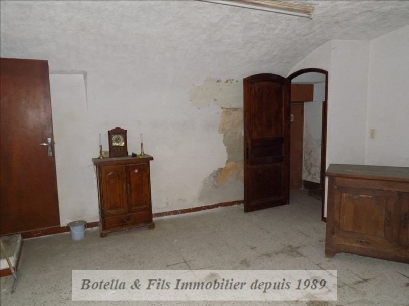 Sale house / villa Barjac 55000€ - Picture 4