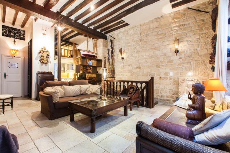 Sale apartment Paris 17ème 460000€ - Picture 2
