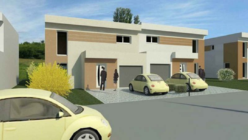 Vente maison / villa Hettange grande 281400€ - Photo 1