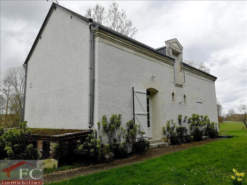 Sale house / villa Villedomer 244650€ - Picture 4