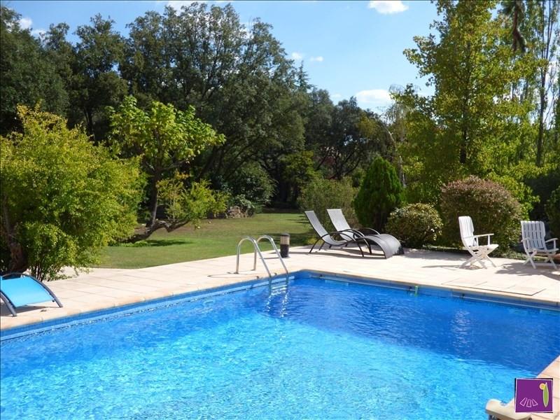 Immobile residenziali di prestigio casa Uzes 1275000€ - Fotografia 9