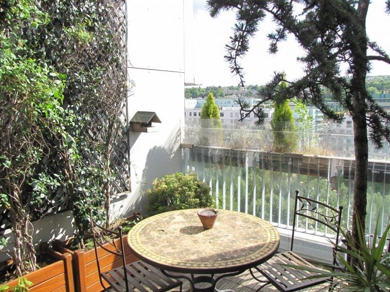Deluxe sale apartment Boulogne billancourt 1250000€ - Picture 1