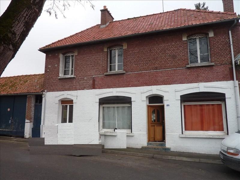 Vente maison / villa Peronne 44000€ - Photo 1