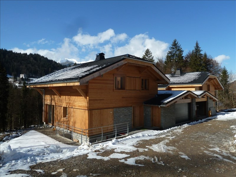 Vente de prestige maison / villa Morzine 1195000€ - Photo 2