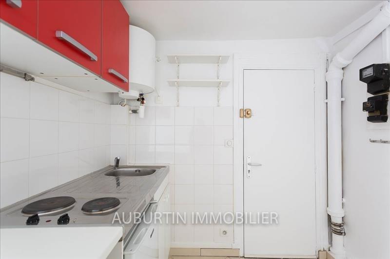 Venta  apartamento Paris 18ème 129000€ - Fotografía 4