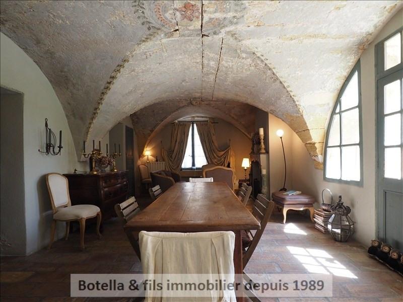Vente de prestige maison / villa Uzes 650000€ - Photo 1