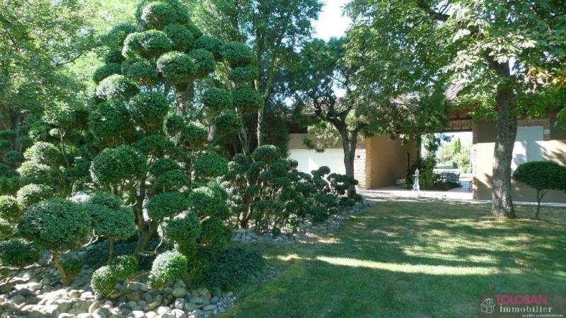 Vente de prestige maison / villa Proximite labege 819000€ - Photo 2