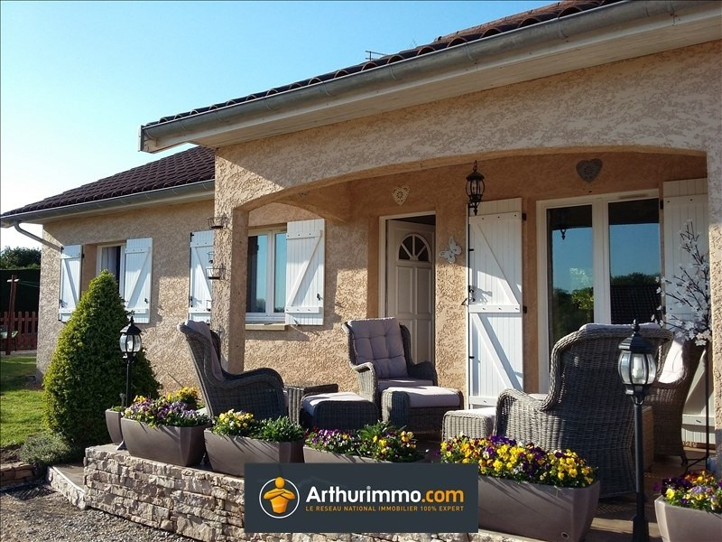 Vente maison / villa Morestel 225 000€ - Photo 1