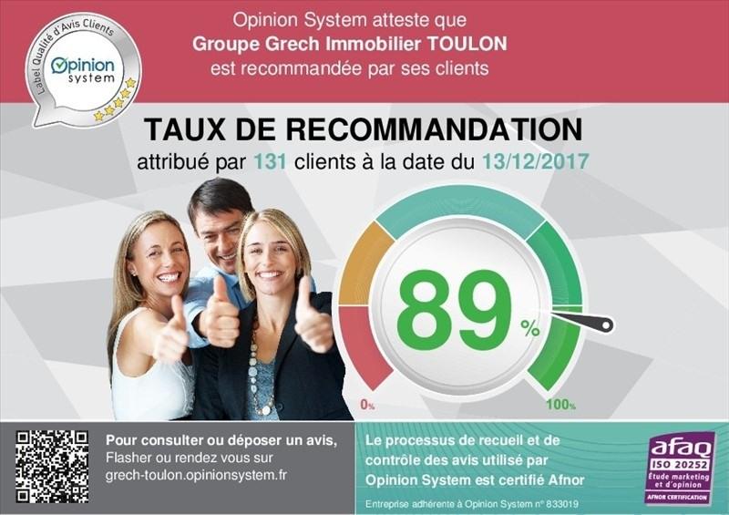 Vendita appartamento Toulon 168000€ - Fotografia 10