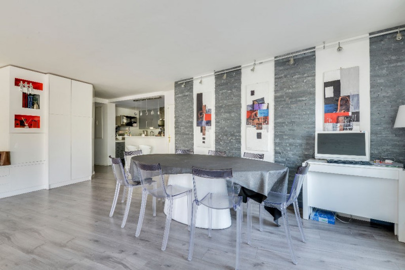 Deluxe sale apartment Boulogne billancourt 1050000€ - Picture 3