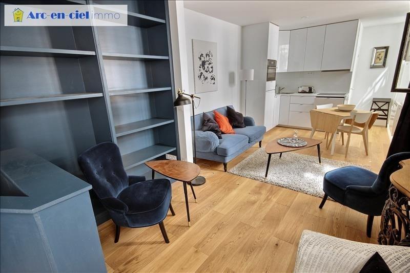 Rental house / villa Paris 17ème 2295€ CC - Picture 3