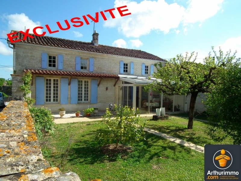 Vente maison / villa Matha 149100€ - Photo 1