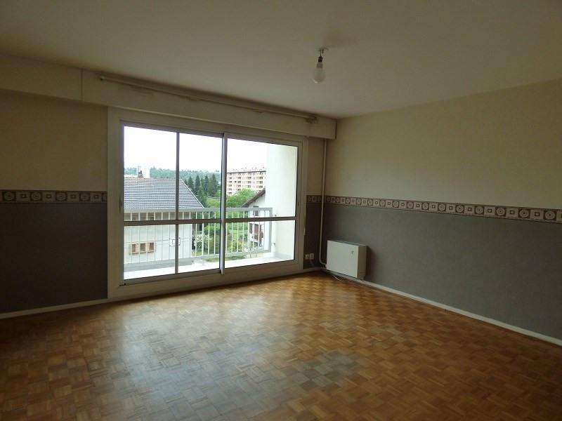 Affitto appartamento Aix les bains 910€ CC - Fotografia 1
