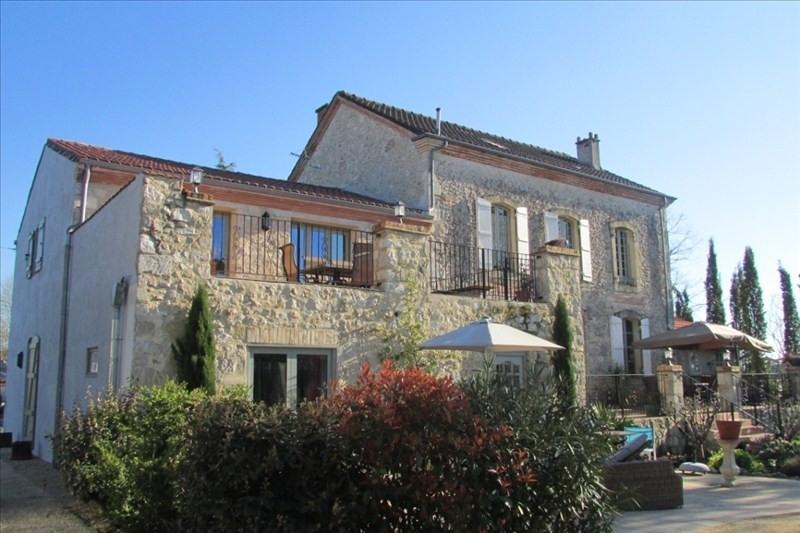 Vente de prestige maison / villa Prayssas 550000€ - Photo 1