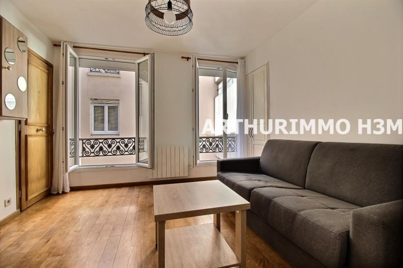 Vente appartement Paris 11ème 260000€ - Photo 1