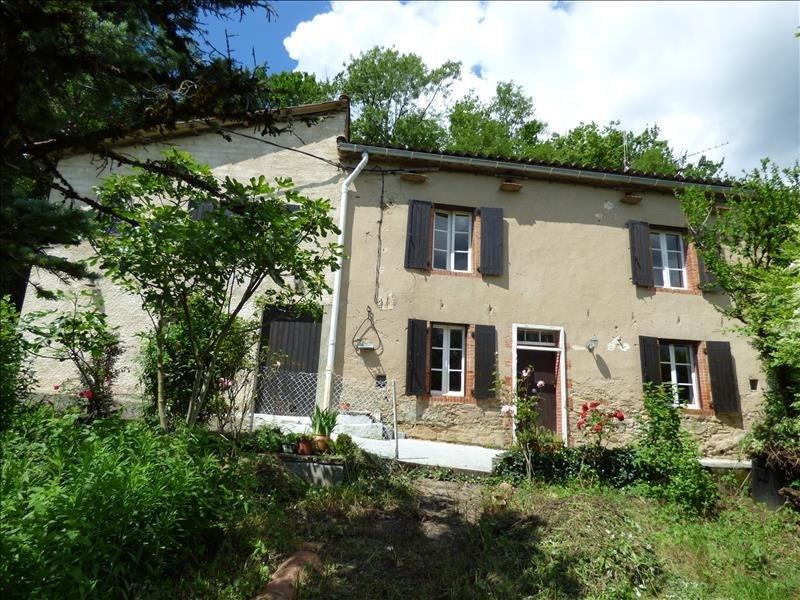 Sale house / villa Proche mazamet 89000€ - Picture 1