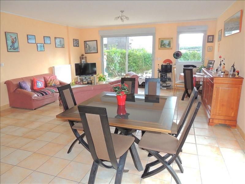 Vente maison / villa Prevessin-moens 555000€ - Photo 1