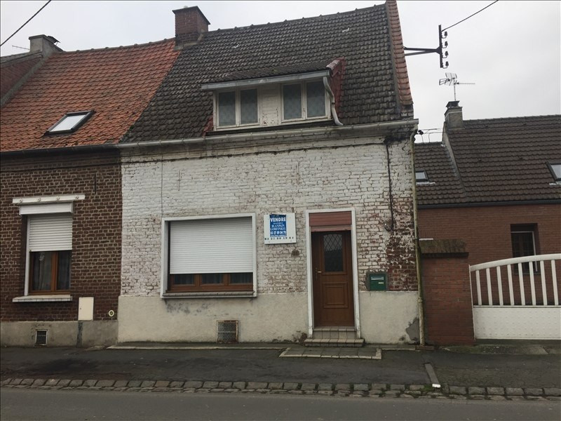 Vente maison / villa Monchecourt 64000€ - Photo 1
