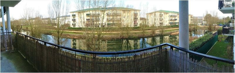 Sale apartment Ste genevieve des bois 160 000€ - Picture 1
