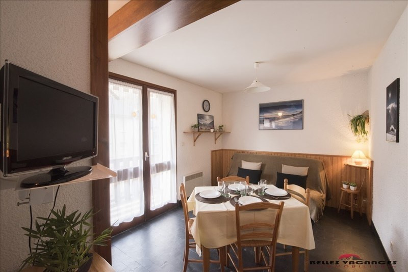 Sale apartment St lary soulan 77000€ - Picture 1