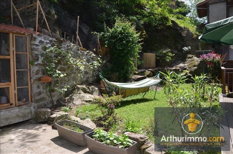 Vente maison / villa Annonay 142000€ - Photo 3