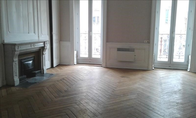 Affitto appartamento Villeurbanne 811€ CC - Fotografia 1